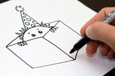Welcome to Art For Kids Hub! Here you'll find all kinds of art lessons for kids, including how to draw for kids, even painting and origami for kids. Cc Drawing, Drawing For Kids, Drawing Lessons, Drawing Projects, Art Projects, Drawing Tutorials, Video Tutorials, Art For Kids Hub, Dolphin Art