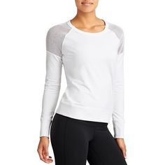 34a53efe31c6d Athleta Women Citytime Sweatshirt Size M (€36) ❤ liked on Polyvore  featuring tops