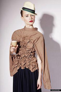 Modern Bedouin Fashion Collection // Elena Ciuprina | Afflante.com