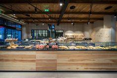 Veneris bakery by Manousos Leontarakis & partners, Heraklion – Greece