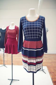 SUMMER CRUSH: RODIER AW 2013/14, GRAPHIC KNIT