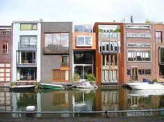 Viaggi di Architettura - Architettura moderna e contemporanea a Amsterdam
