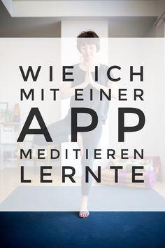So lernte ich mit einer App meditieren: 7 Mind