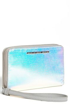 MARC BY MARC JACOBS 'Karma Chameleon - Wingman' Phone Wristlet available at #Nordstrom