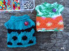 blythe pullip dal licca sweater super sale 2 x 20 by sandraohh, $20.00