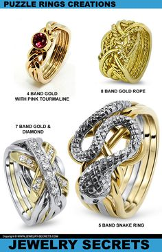 ► ► Ready for some Puzzle Ring FUN???