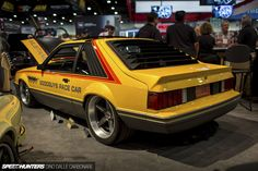 Mustang - The Ultimate Fox Body Street Machine? 1979 Ford Mustang, Saleen Mustang, 2017 Mustang, Fox Body Mustang, Mustang Cobra, Mustang Fastback, Ford Gt, Camaro Car, Chevrolet Camaro