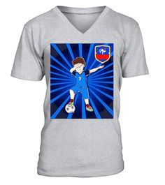 France t shirt Soccer dabbing shirt kids Dab number 7 . Special Offer a9b764332