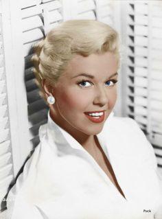 Doris Day, beautiful,great actress and singer.