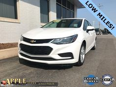 2017 Chevrolet Cruze LT - Stk # 61552 - $15,777 - http://www.applechevy.com/VehicleDetails/used-2017-Chevrolet-Cruze-Sedan_LT_%28Automatic%29-Tinley_Park-IL/3096196473