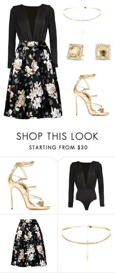 """""""Untitled #21"""" by jessica-orozco-orozco ❤ liked on Polyvore featuring Dsquared2 and David Yurman"""