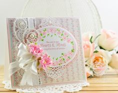 Sympathy Card Making Ideas by Becca Feeken using JustRite Sympathy Vintage Labels and Spellbinders Elegant Ovals - Blog: www.amazingpapergrace.com