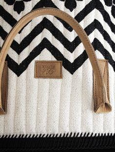 Lili Pepper handmade woven laundry basket  www.lilipepper.ch