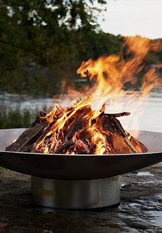 At night have all your guests surround the fire pit for a while, then watch the hobbit movie!