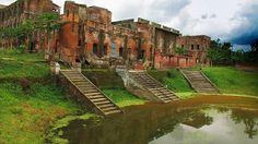 Bangladesh Unlocked: BALIATI PALACE, MANIKGANJ, BANGLADESH