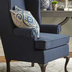 You'll love the Palmdale Serta Upholstery Wingback Chair at Wayfair - Great Deals on all Furniture products with Free Shipping on most stuff, even the big stuff.