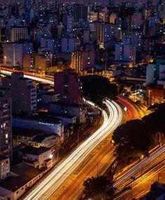 Avenida 23 de Maio by @anaschad #saopaulocity #EuVivoSP