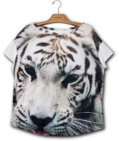 Camisetas com motivo de animais