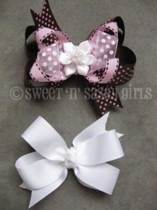 DIY Tutorial: DIY Crafts / DIY make cute hair bows with ribbon - BeadCord