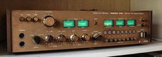 RADMOR 5102 analogue stereo receiver from 1979