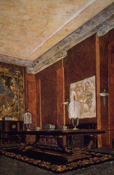 Emile-Jacques Ruhlmann. French Designer ~ Blog of an Art Admirer