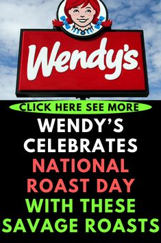 Wendy's Celebrates National Roast Day With These Savage Roasts Wendys Twitter, Insomnia Cookies, Police Memes, Chia Pet, Modern Mehndi Designs, Starting A Podcast, Twilight Pictures, Water Art, Couples Images