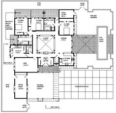 Modern Home Designs Modern Home Designs Floor Plans U2013