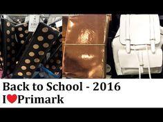 Primark Back to School (Part 2)   September 2016   IlovePrimark