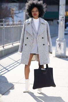 Street Style Greatness | New York Fashion Week Fall 2018 street style stars