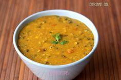 Panchmel Dal - Panchratna Dal Recipe - Rajasthani Dal