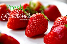 How to get fresh ripe strawberries to stay fresh longer. #tips