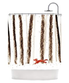 Robert Farkas Punk Bird Woven Polyester Shower Curtain online from Wayfair, we make it as easy as possible for you to find out when your product will be delivered.