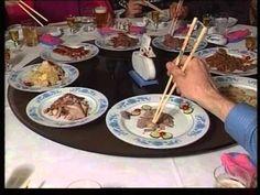 """TURKUAZ Belgeseli 21/24 """"Seddin Öbür Yanı"""" - ÇİN - 1990 (Beijing, Tai Ch..."""