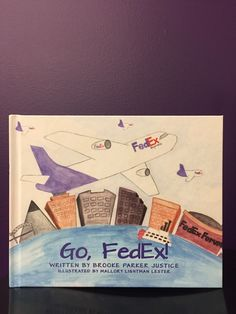 "Need a great gift idea for a book-loving kid? Check out the newly released ""Go, FedEx!"" at http://bit.ly/21VT7zN."