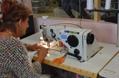 Hard at work! Confidence, Sewing, How To Make, Handmade, Dressmaking, Hand Made, Couture, Fabric Sewing, Craft