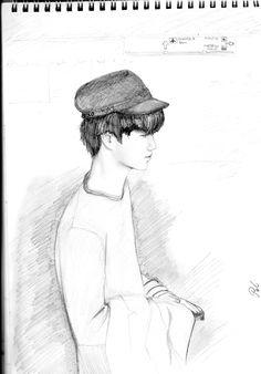 art EXO Jongin Kai #Kai #EXO