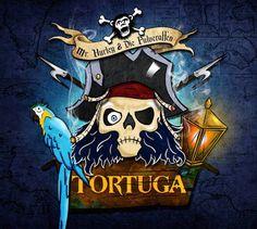Mr. Hurley und die Pulveraffen nehmen Kurs auf Tortuga - http://a.fotoglut.de/rcpmG