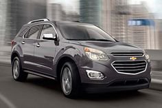 """The new program called Express Drive that will """"soon"""" make GM vehicle rentals available to Lyft drivers in the Chicago, Illinois area. Chevrolet Equinox, Equinox 2016, Rent To Own Homes, Electric Car, Chicago Illinois, General Motors, Car Rental, Cool Cars, Chevy"""