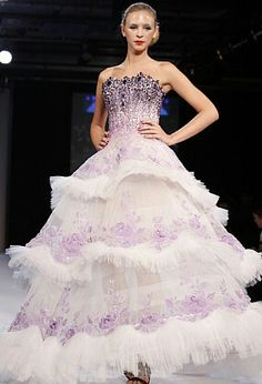 Michael Cinco Wedding Dress