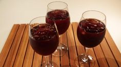 Clinton Kelly's Spanish Red Wine  Spritzer