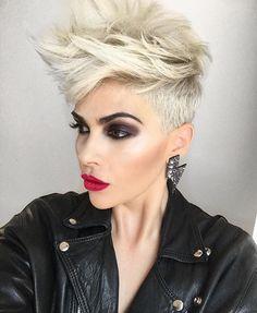 WEBSTA @ chopitoff - ❤️ @princessstiefel.......  #pixie #pixiecut #sidecut #undercut #buzzcut #shorthairdontcare #chopchop #hair #haircut #bigchop #barber #salon #hairofinstagram #makeover #photooftheday #follow #followme #chopitoff #blonde #brunette