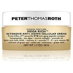 Peter Thomas Roth Mega Rich Intensive Anti-Aging Cellular Cr