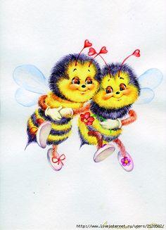 ОЛЬГИ ДРОЗДОВОЙ - the bees