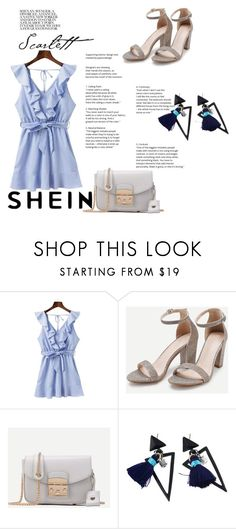 """""""Shein 8/10"""" by zerka-749 ❤ liked on Polyvore featuring WithChic"""