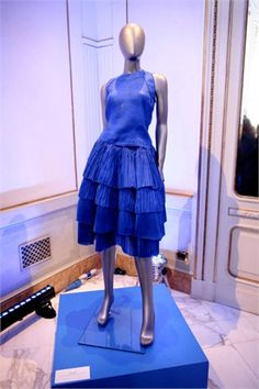BE BLUE BE BALESTRA EDITION 2013 homage to Renato Balestra created by Sara Lanzi