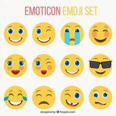Emoticon, Sticker, Clip Art, Free, Design, Smiley, Stickers, Decal