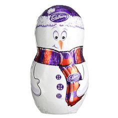 Cadbury Christmas Snowman | Poundland