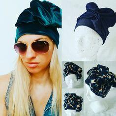 Sunkoplet turbans -autumn collection 2016
