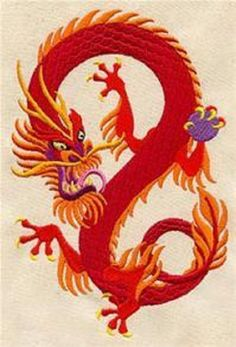 CHINESE DRAGON NEW DESIGN SET OF 2 BATH HAND TOWELS EMBROIDERED