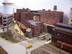 john pryke model railroader - Google Search